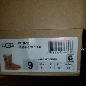 Nash in chestnut by ugg